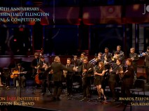 TJI Ellington Big Band wins Second Place in Essentially Ellington competition