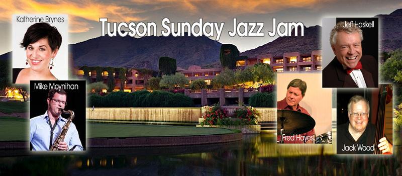 Tucson Sunday Jazz Jam @ Loews Ventana Canyon Resort - Cascade Lounge | Tucson | Arizona | United States