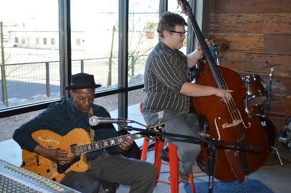 Sunday Jazz Session One